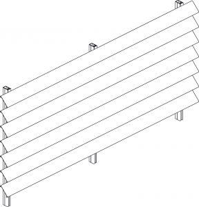 DucoSun 100 C Vertical